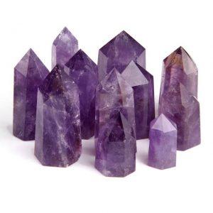 la piedra violeta