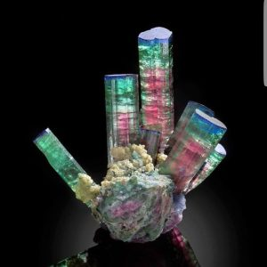 propiedades turmalina multicolor