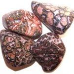 piedra de jaspe leopardo