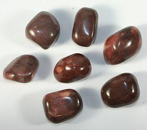 piedra de jaspe marron