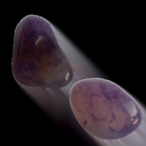 piedra color morada