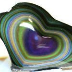 piedra obsidiana arcoiris