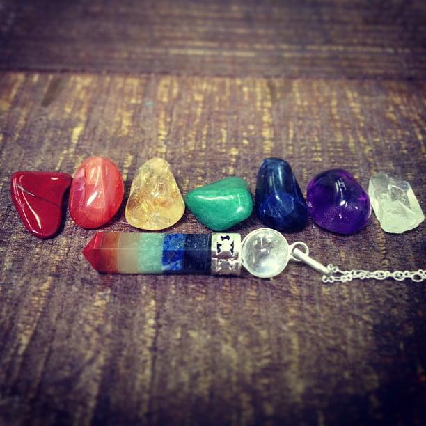 piedras para abrir los chakras