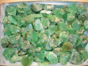 propiedades calcita verde