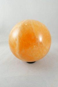 bola de color naranja
