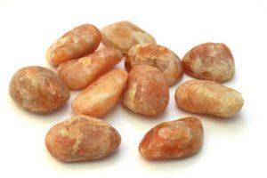 piedra naranja