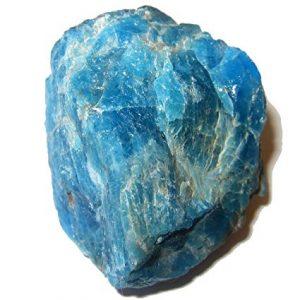 piedra apatita azul