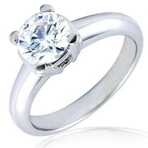 colgante de diamante