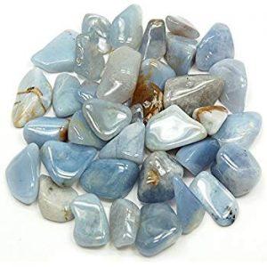 propiedades de la calcedonia azul