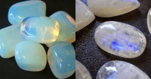 tipos de piedra lunar