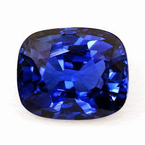 piedra de zafiro azul