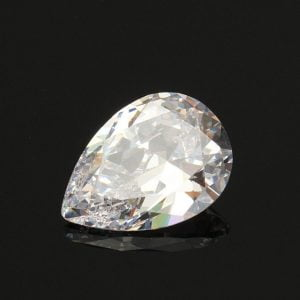 piedra de zafiro blanco