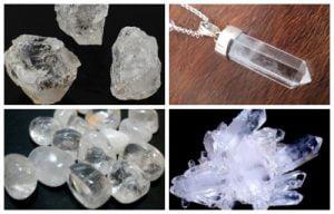 mineral de roca