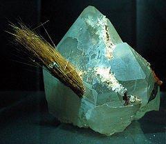 piedra rutilo