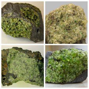 usos de la piedra olivino