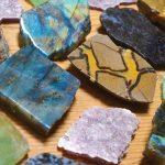 5 formas simples de usar rodajas de cristal
