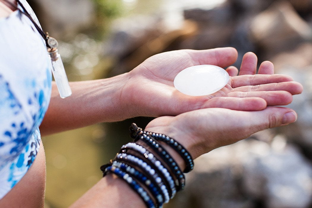 Cómo regalar a alguien un cristal de tu colección