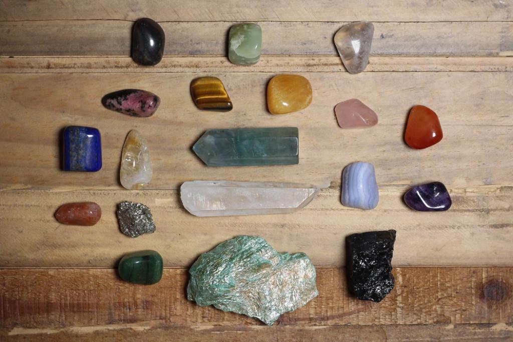 Cristales para niños, Meditación para niños