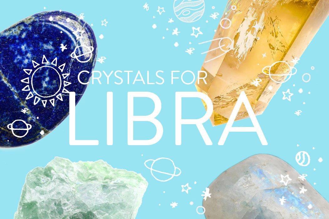 Descubre tus piedras de nacimiento de Libra