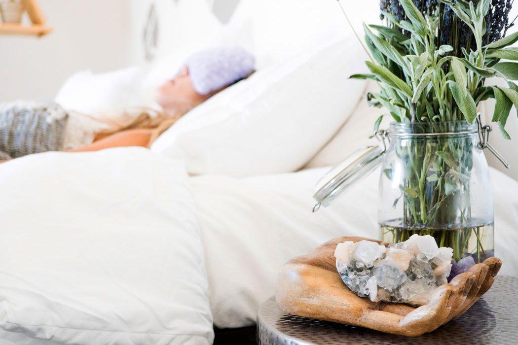 Cristales para dormir: cristales curativos para ayudarlo a dormir profundamente